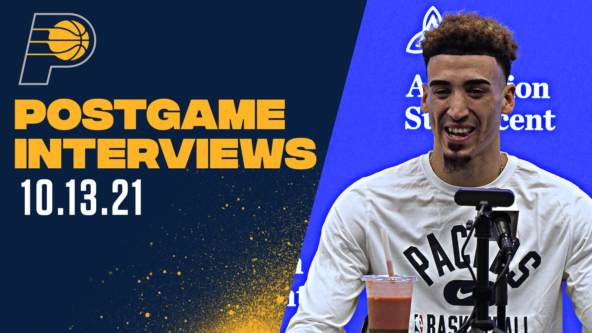 Pacers Postgame: October, 13 2021