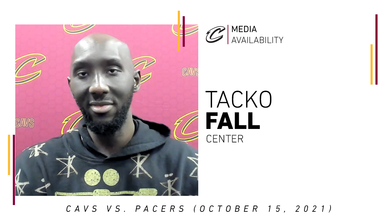 Cavs vs. Pacers Postgame: Tacko Fall