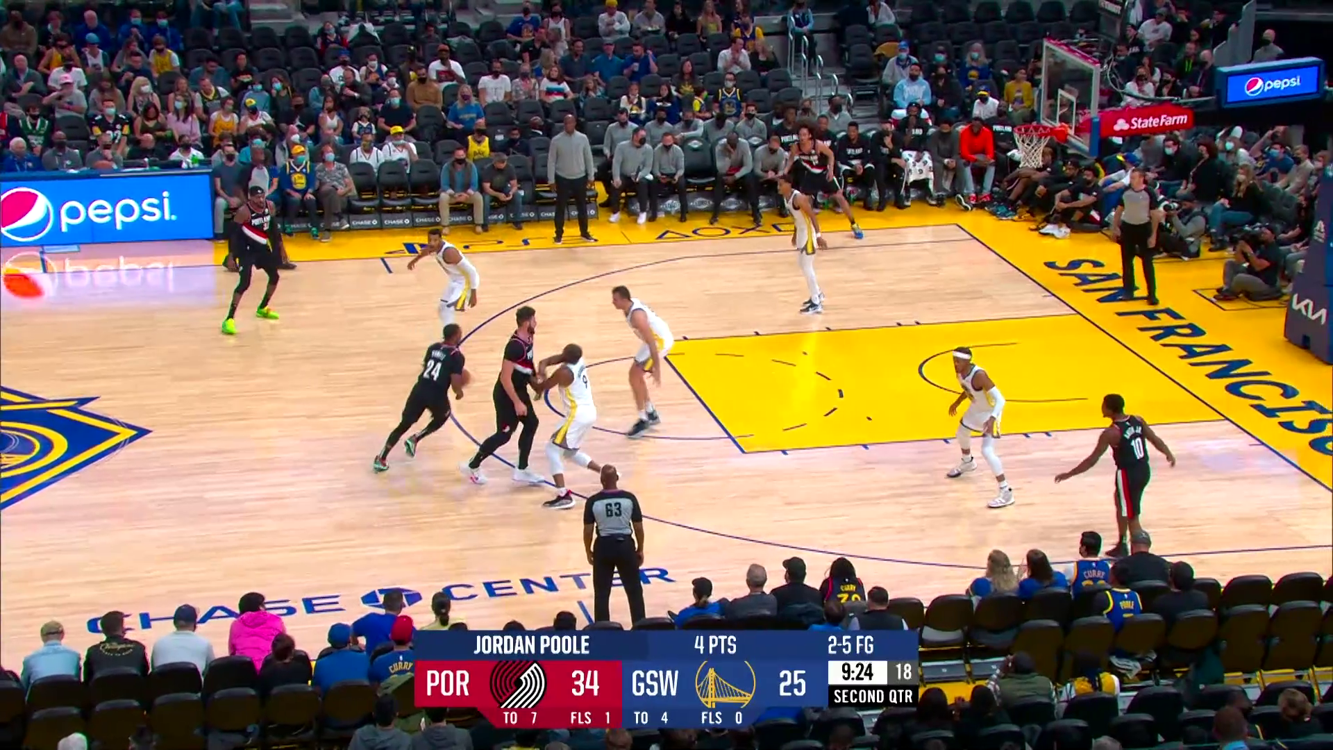 Trail Blazers 97, Warriors 119 | Game Highlights | October 15, 2021