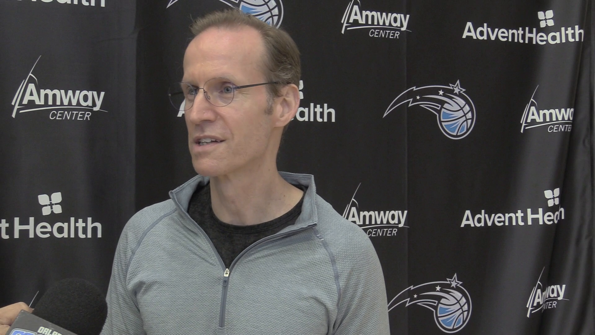 Jeff Weltman on Wendell Carter Jr.'s Contract Extension