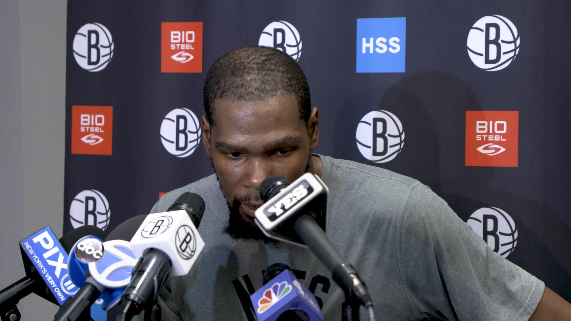 Practice Sessions 10.18.21: Kevin Durant