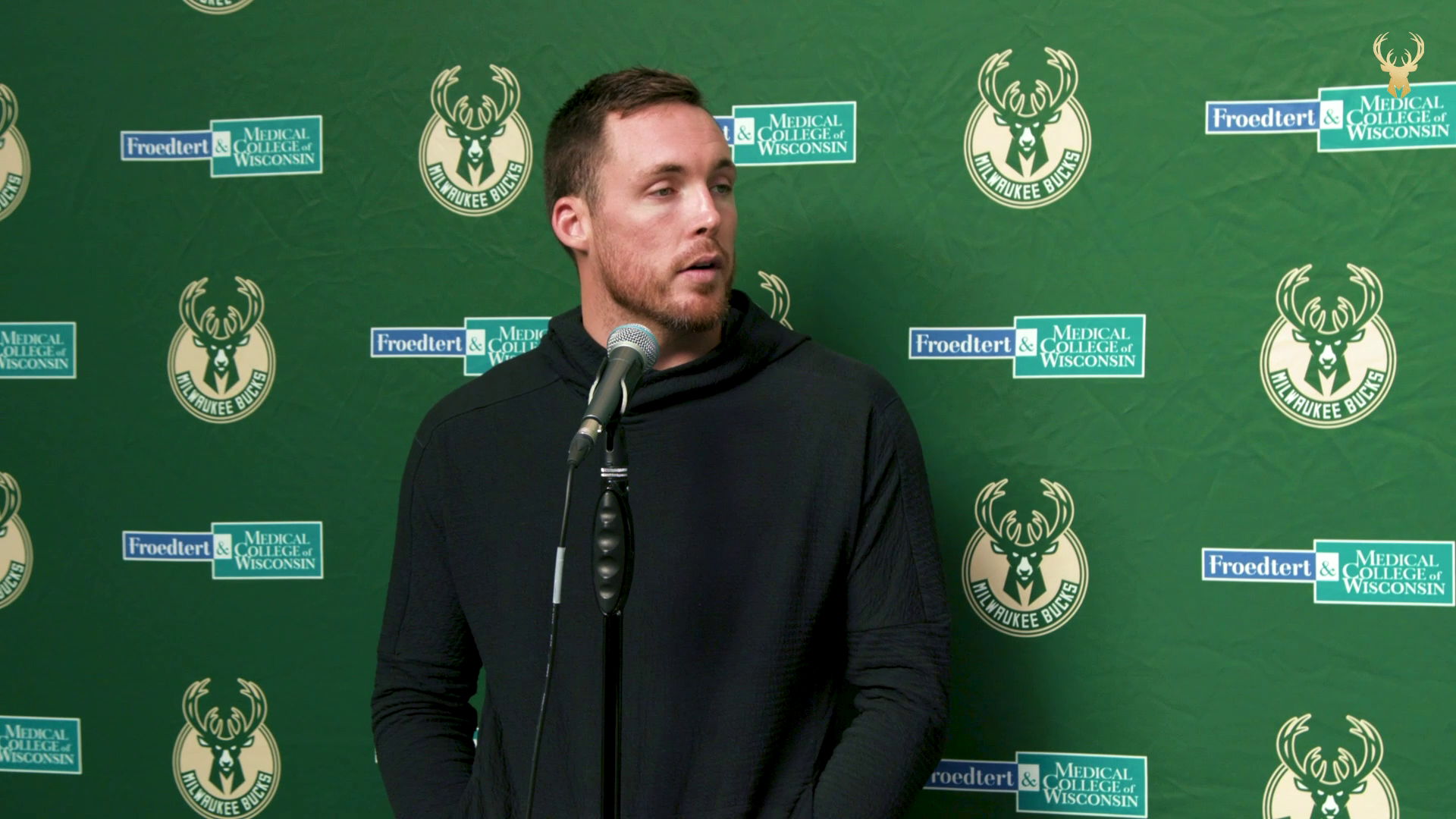 Pat Connaughton Press Conference | 10.17.18