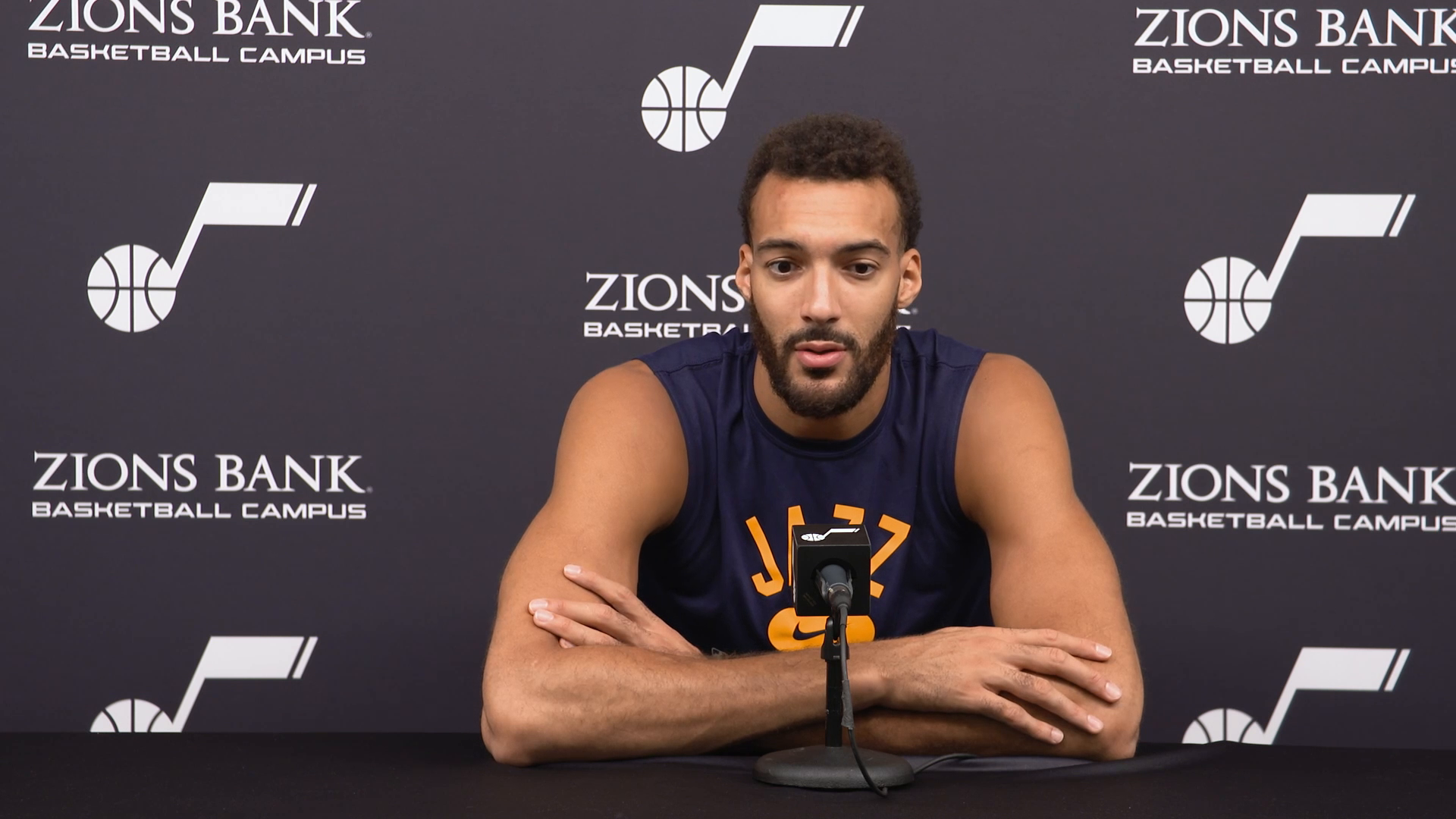 Practice 10.19—Rudy Gobert enters his 9th season and still looking to improve
