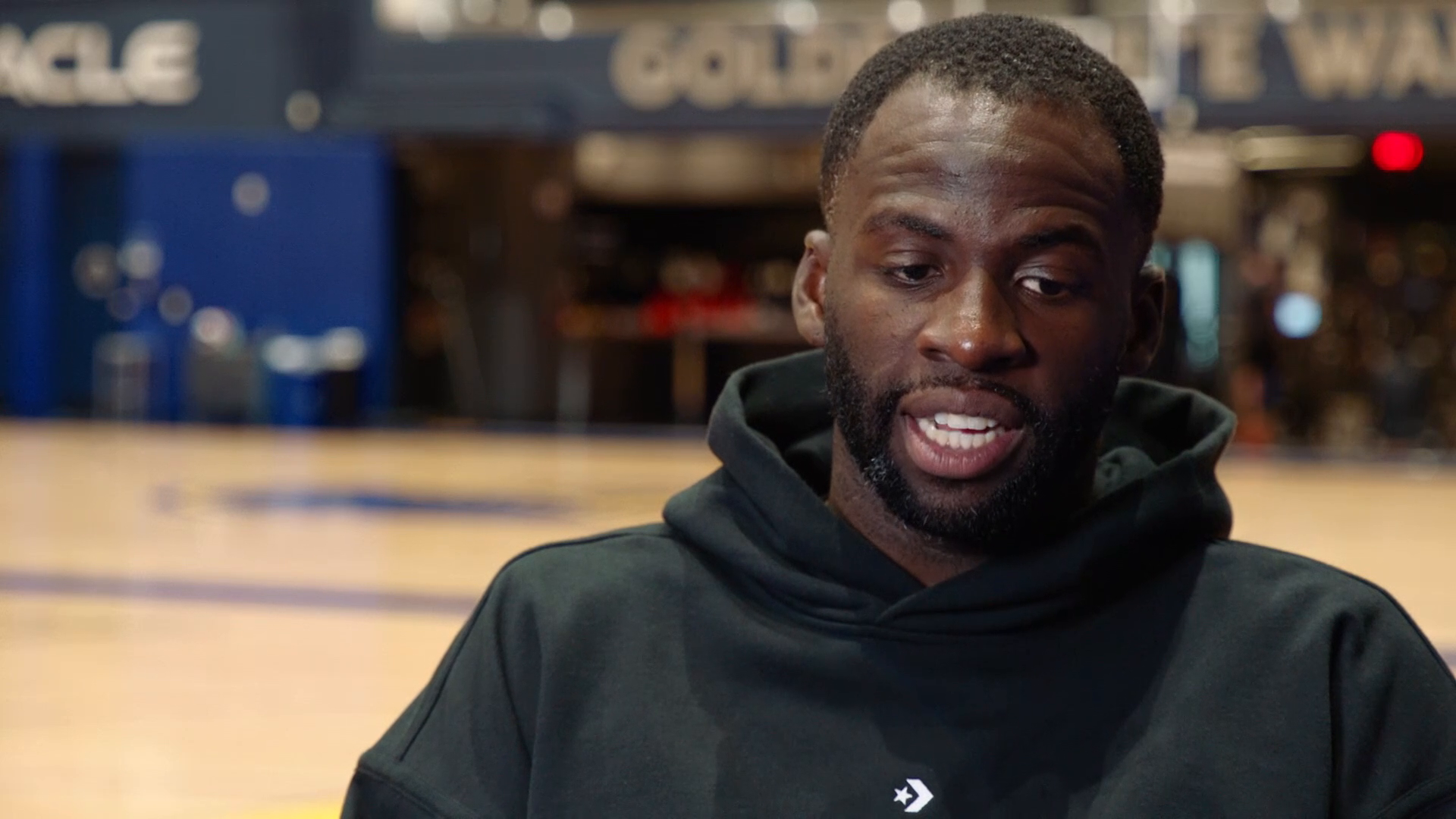All-Access with Golden State Warriors Core