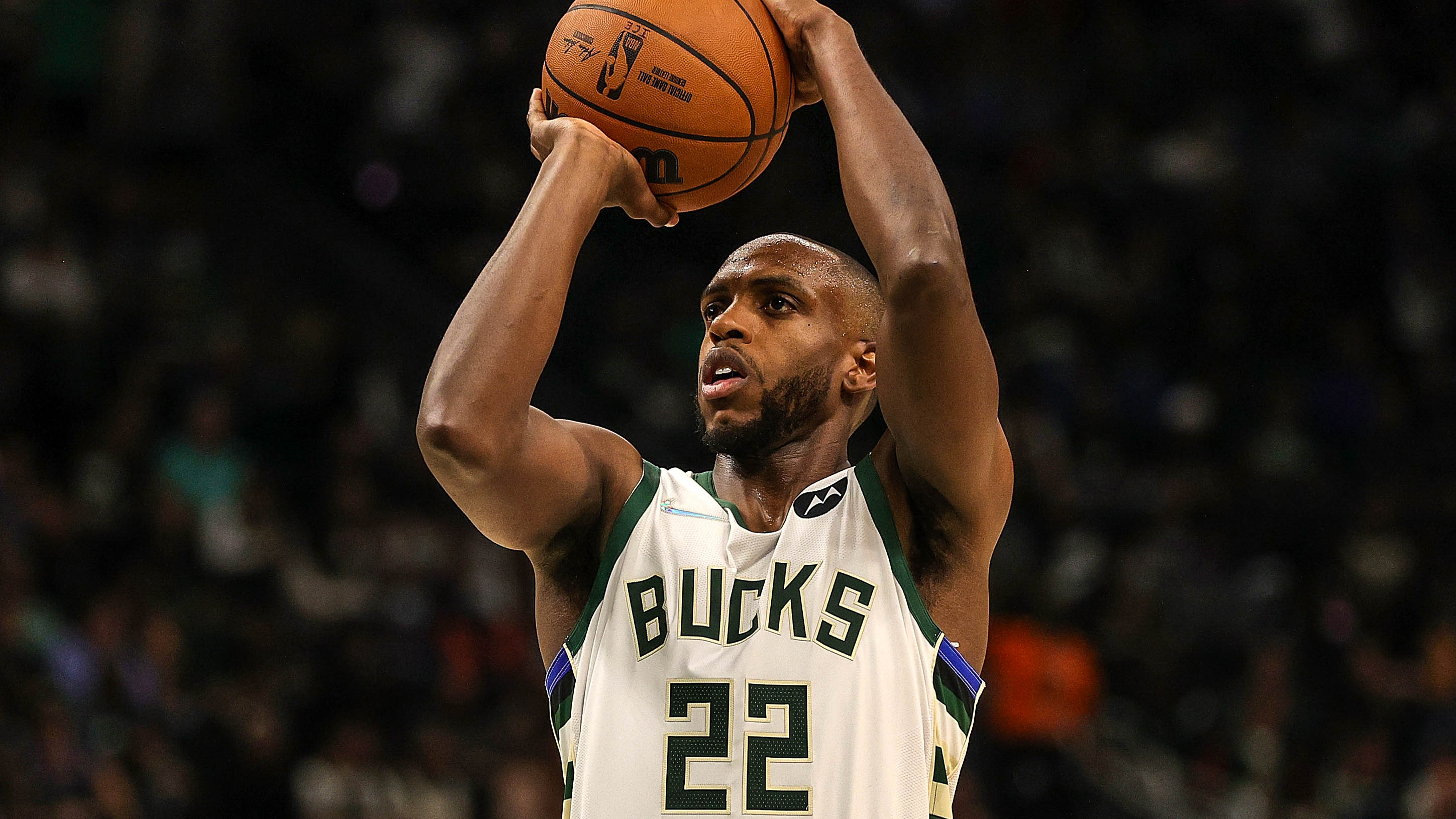 Khris Middleton 20 Points & 9 Rebounds Against The Nets | 10.19.21