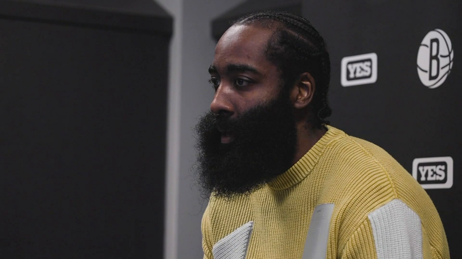 Harden honored being named to the NBA 75th Anniversary Team