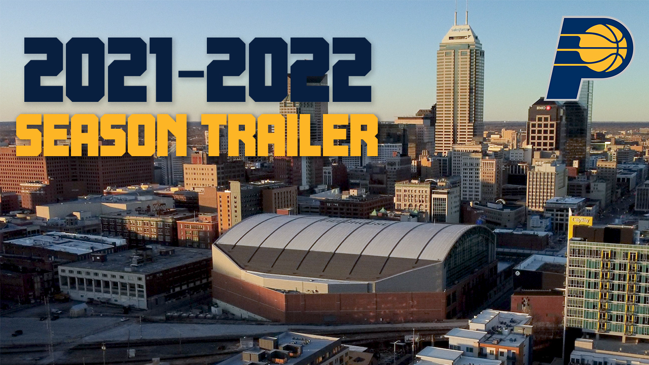 Indiana Pacers 2021-22 Season Trailer
