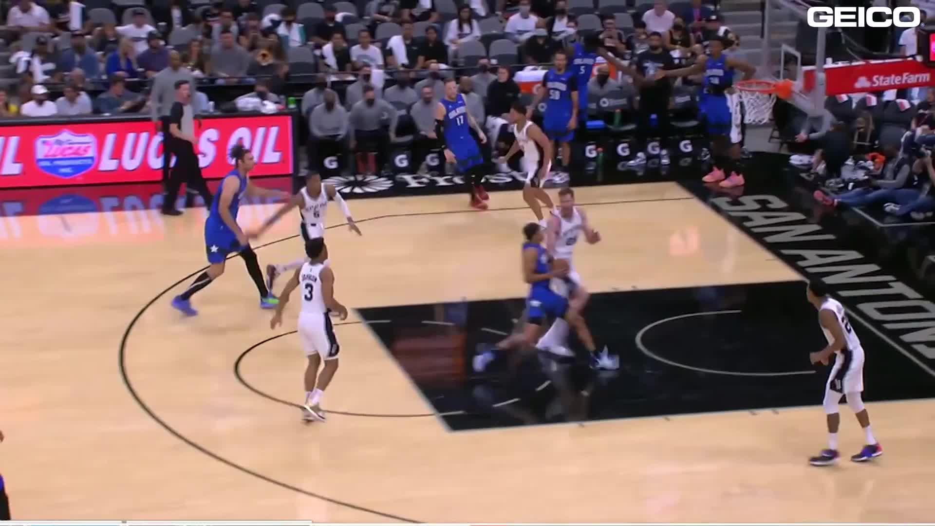 Game Highlights: Magic at Spurs