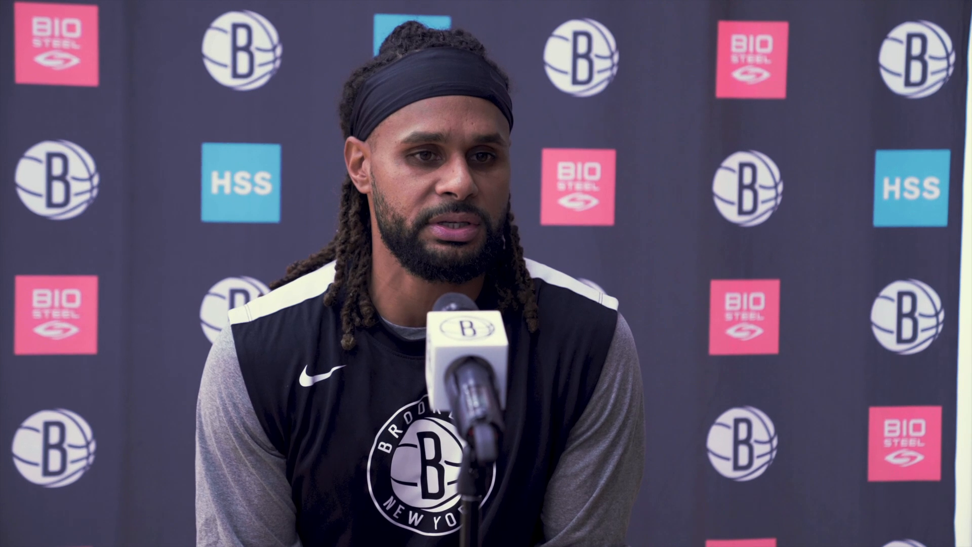 Practice Sessions 10.21.21: Patty Mills