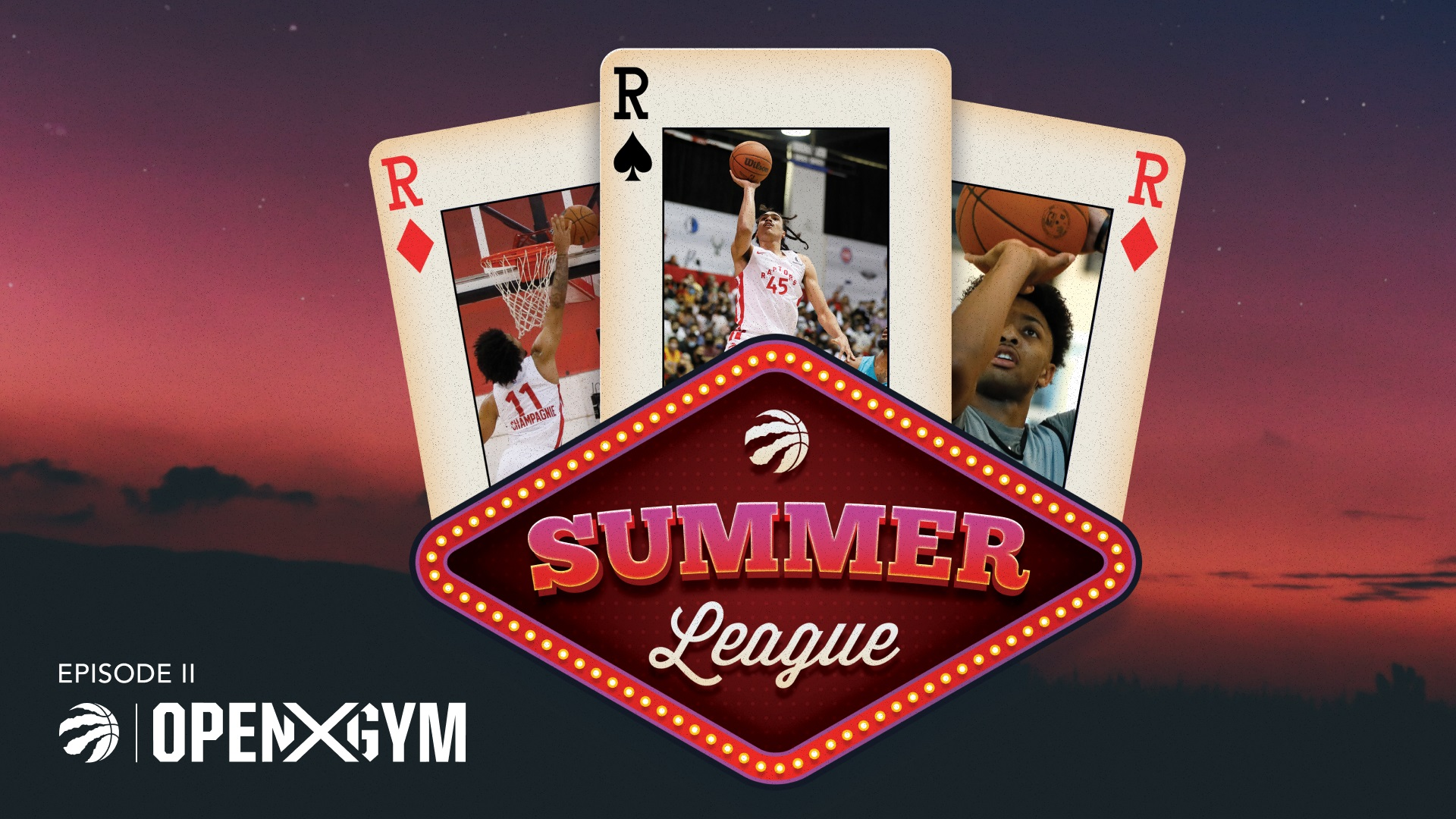 Open Gym Pres. By Bell S10E02 | Summer League