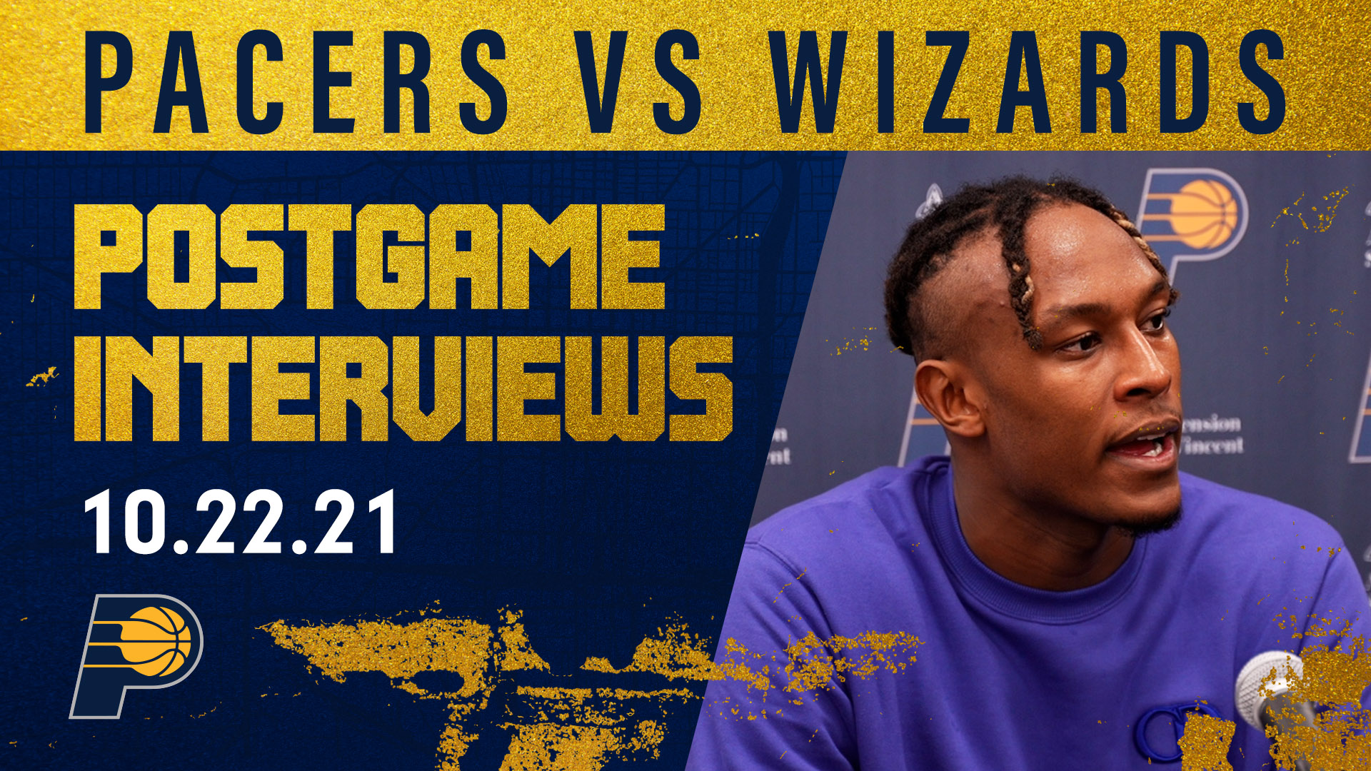 Pacers Postgame: October 22, 2021