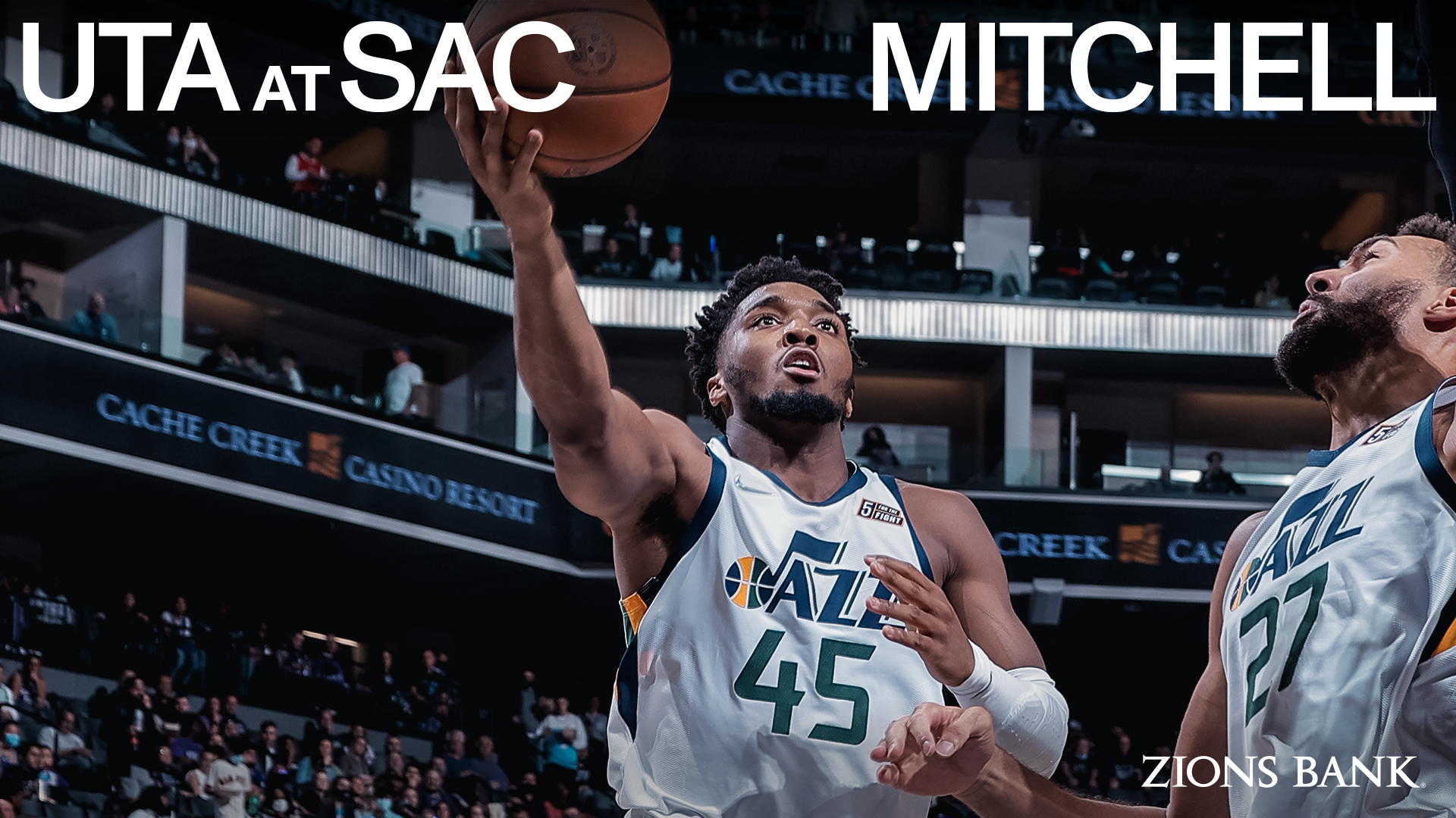 Highlights: Donovan Mitchell — 27 points, 6 3-pointers