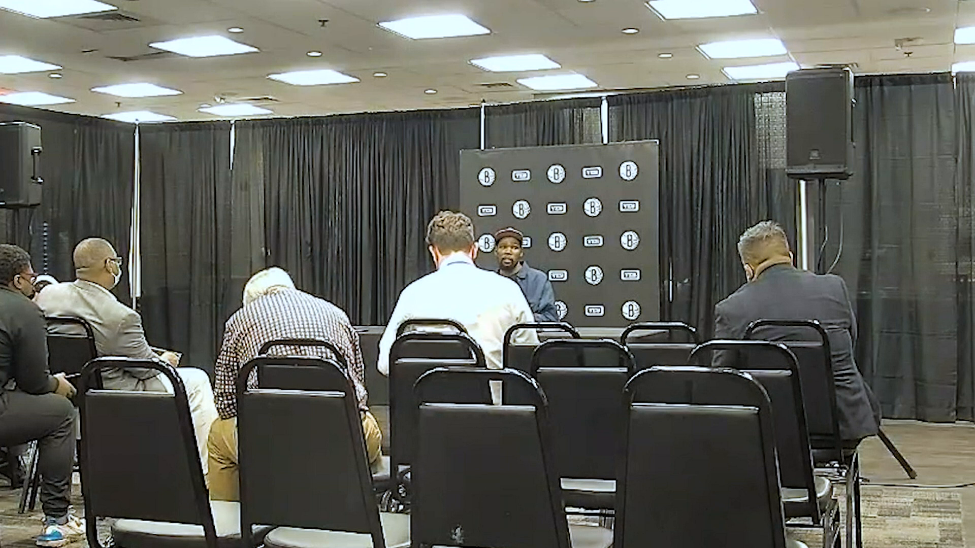 Kevin Durant: Postgame vs. Sixers
