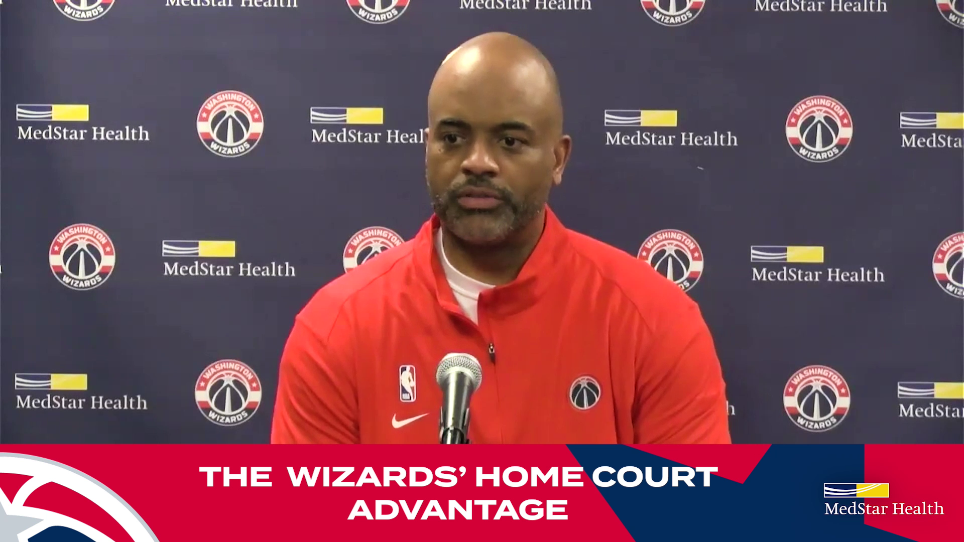 Wes Unseld Jr. Postgame Media Availability - 10/22/21
