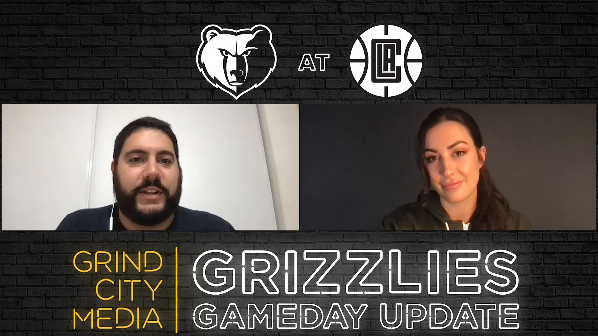Gameday Update: Grizzlies vs Clippers 10.23.21