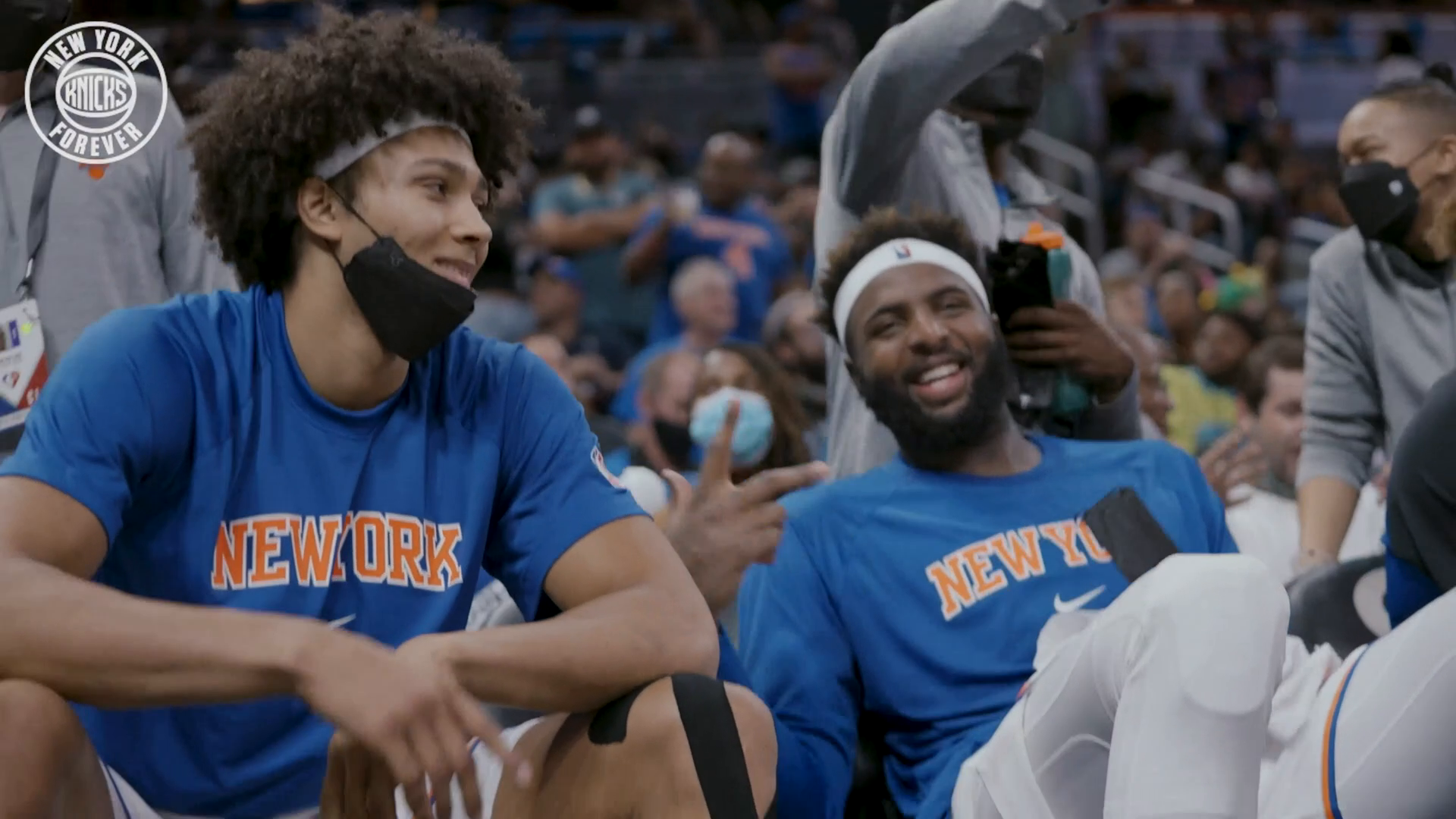 Sights & Sounds from the Knicks Win Over the Magic