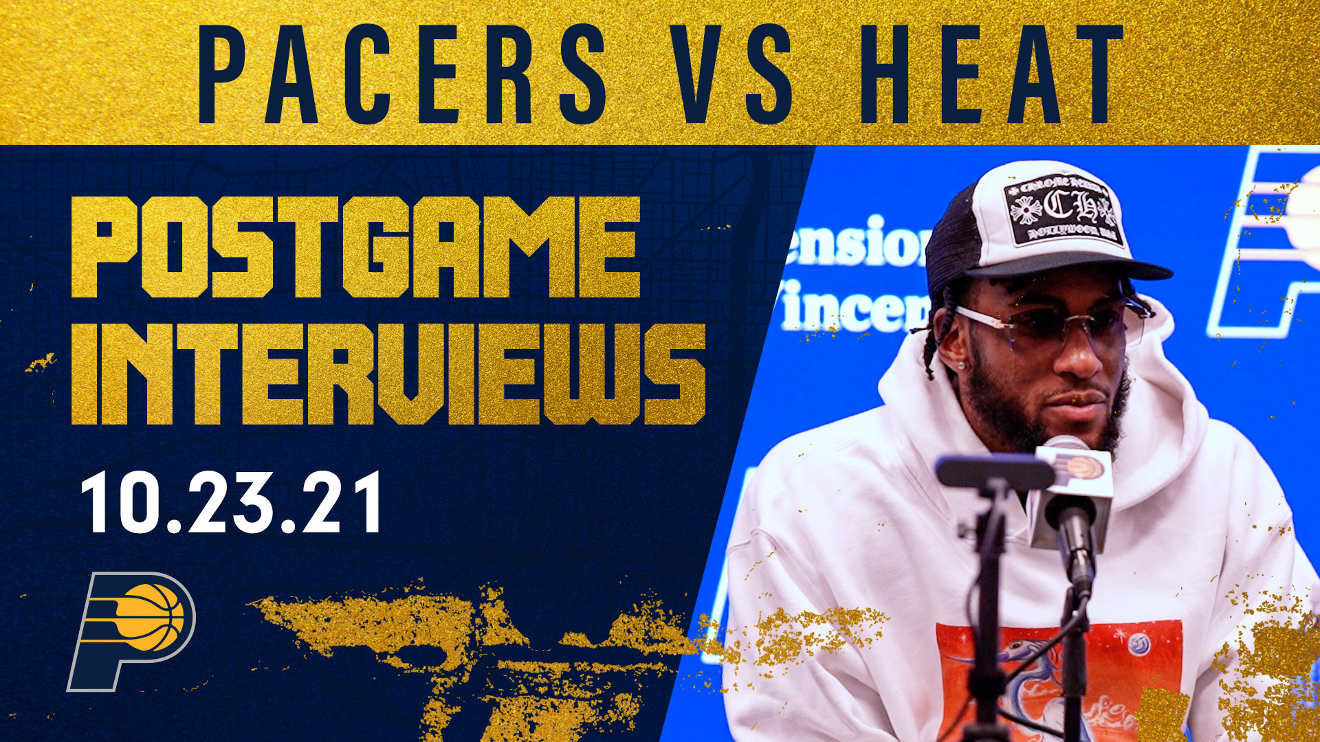 Pacers Postgame: October 23, 2021