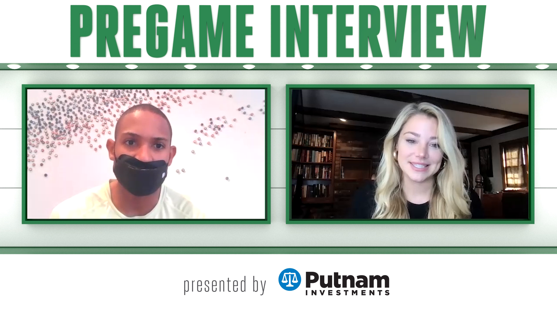 10/24 Putnam Pregame Interview: Staying Focused