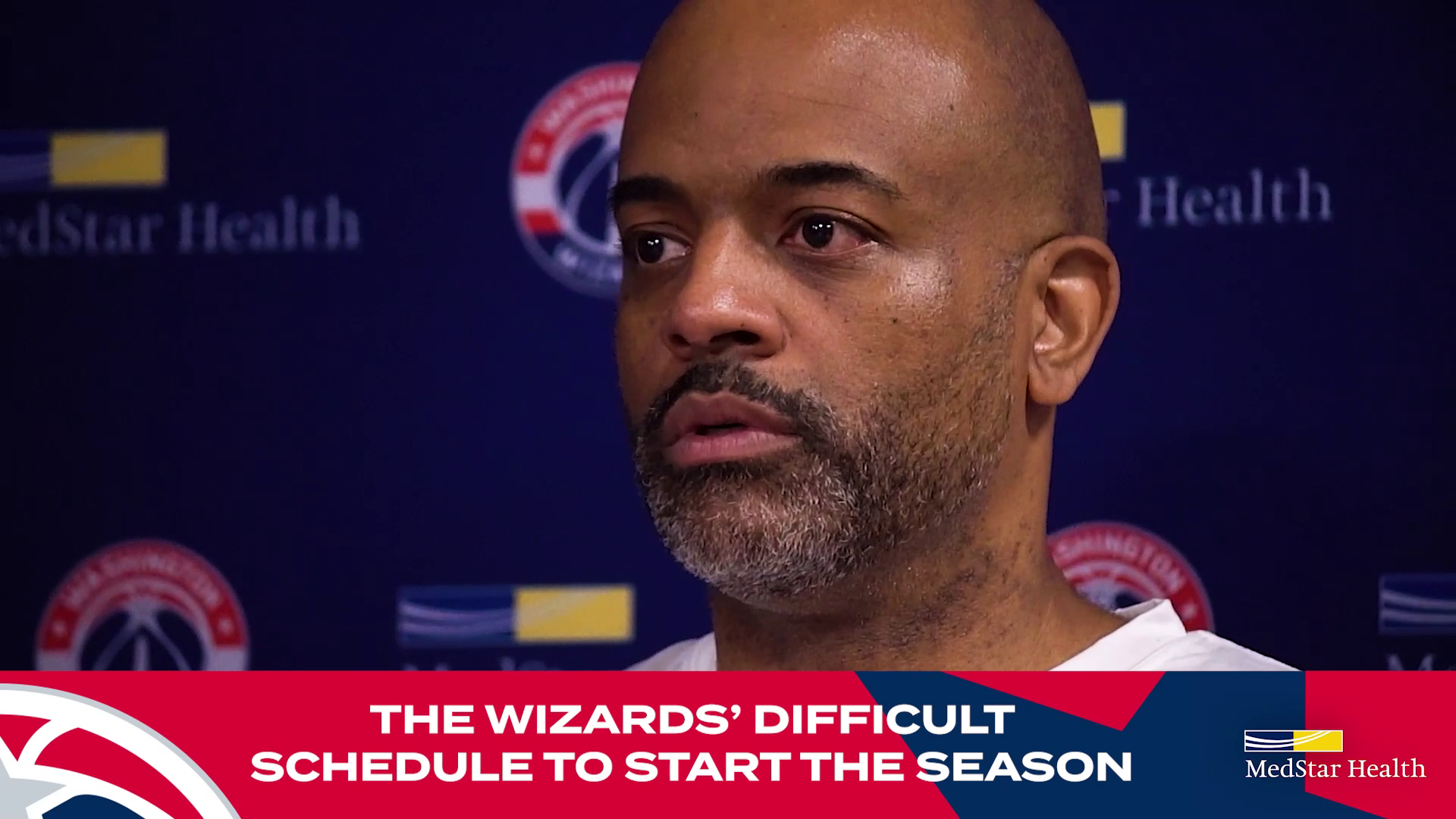 Wes Unseld Jr. Media Availability - 10/24/21