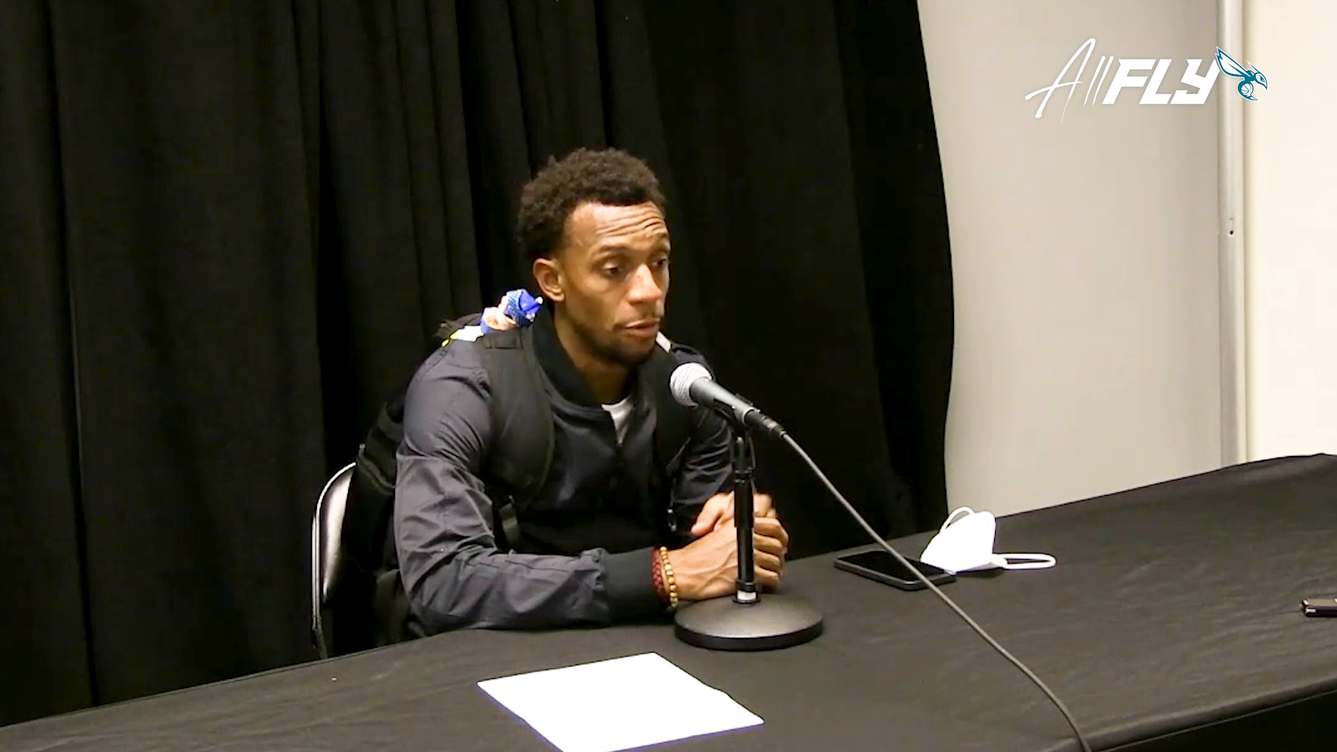 Hornets Postgame | Ish Smith - 10/24/21