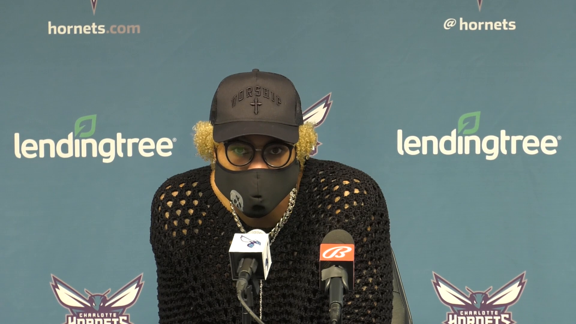 Hornets Postgame | Kelly Oubre - 10/25/21