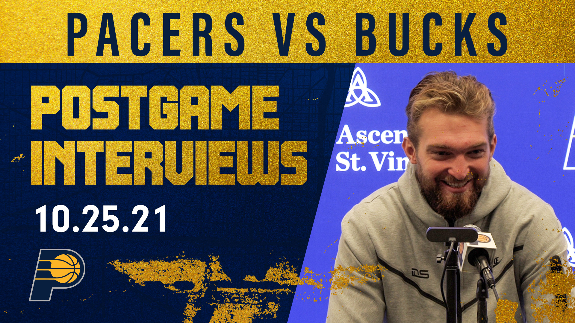 Pacers Postgame: October 25, 2021