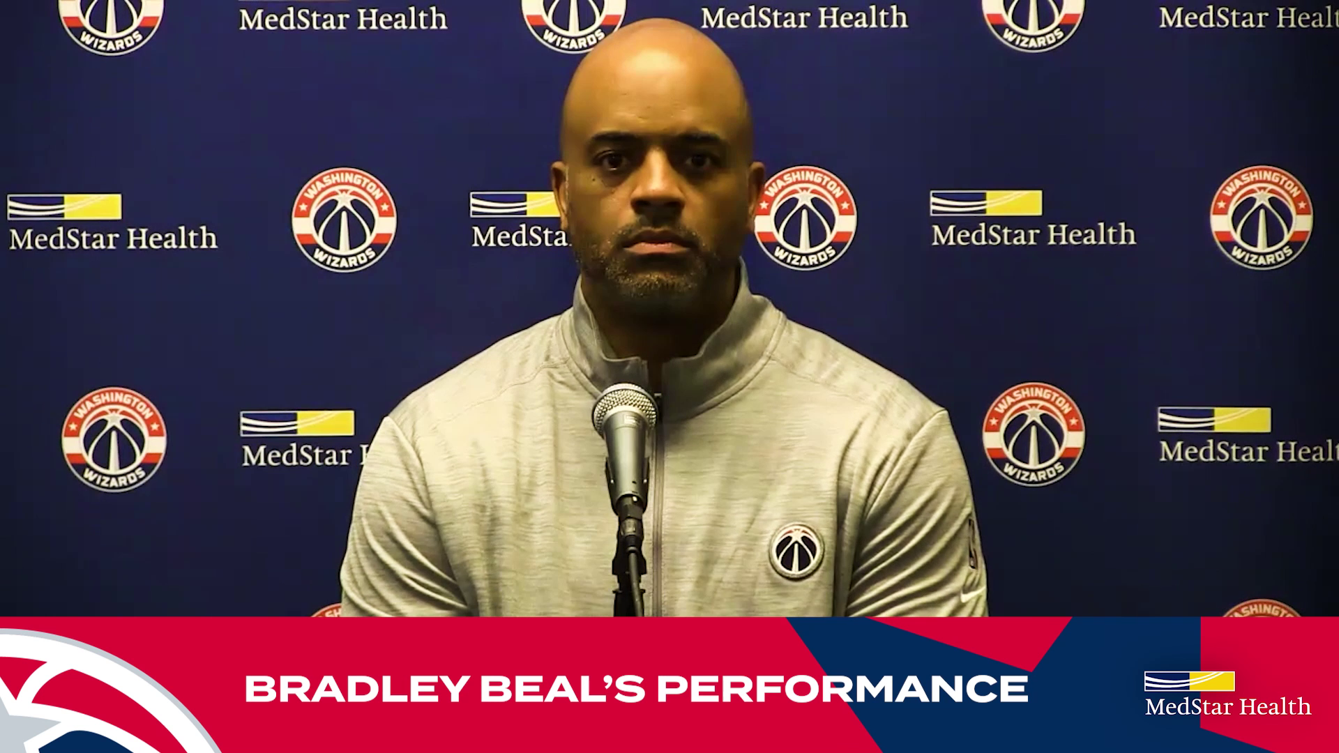 Wes Unseld Jr. Postgame Media Availability - 10/25/21