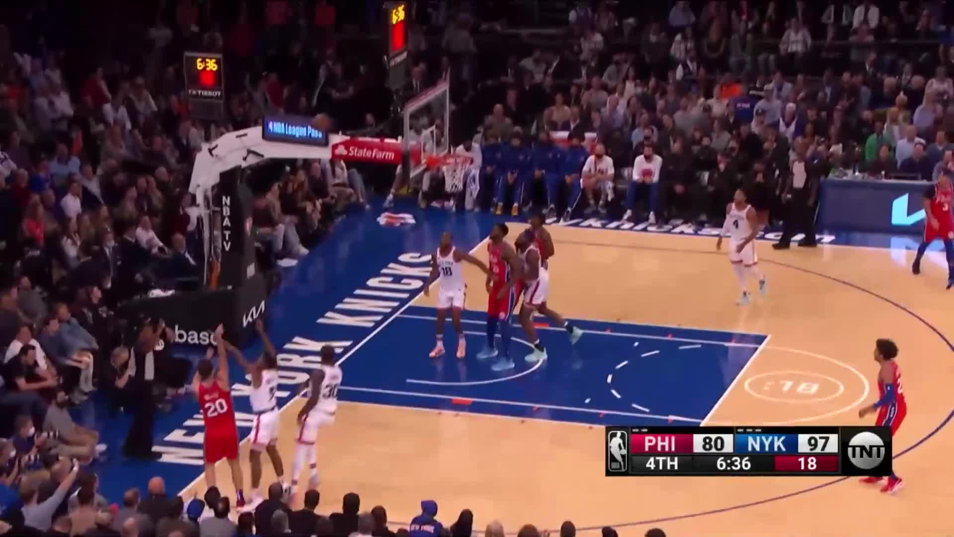 Georges Niang | Highlights @ New York Knicks (10.26.21)