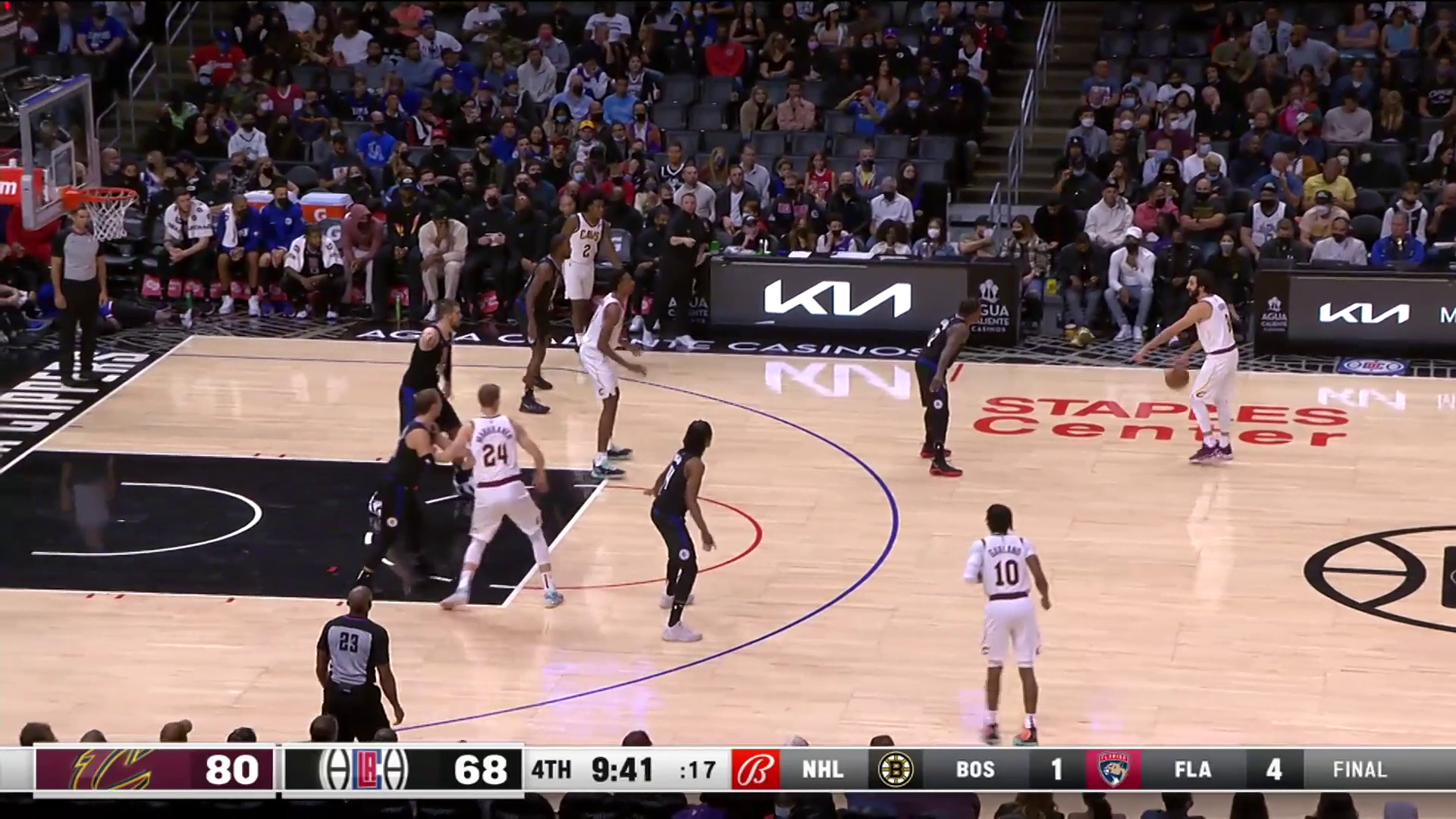 Rubio's No-Look Assist to Sexton