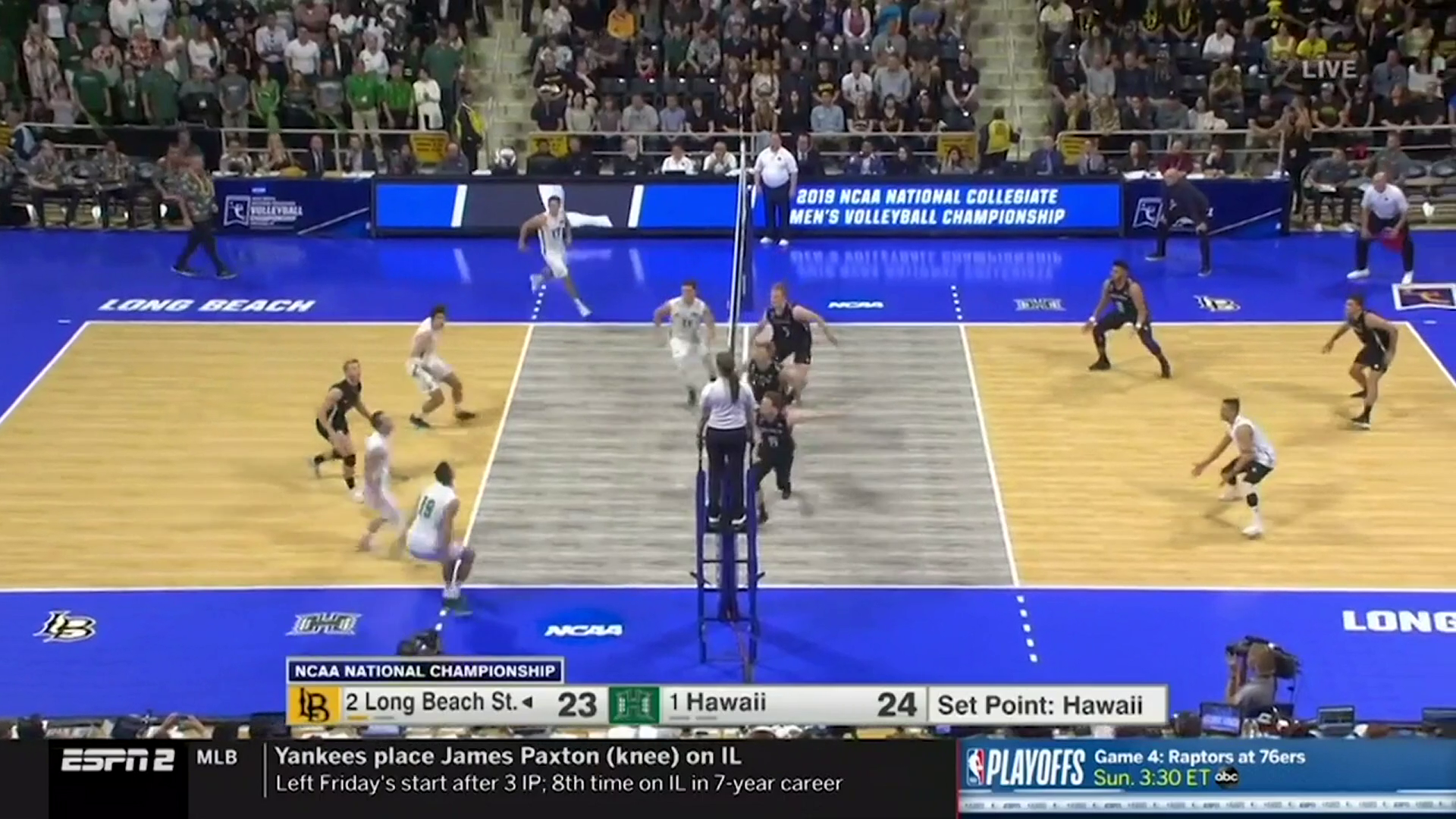 Check Out The Top Plays From The Men S Volleyball Ncaa Tournament Ncaa Com