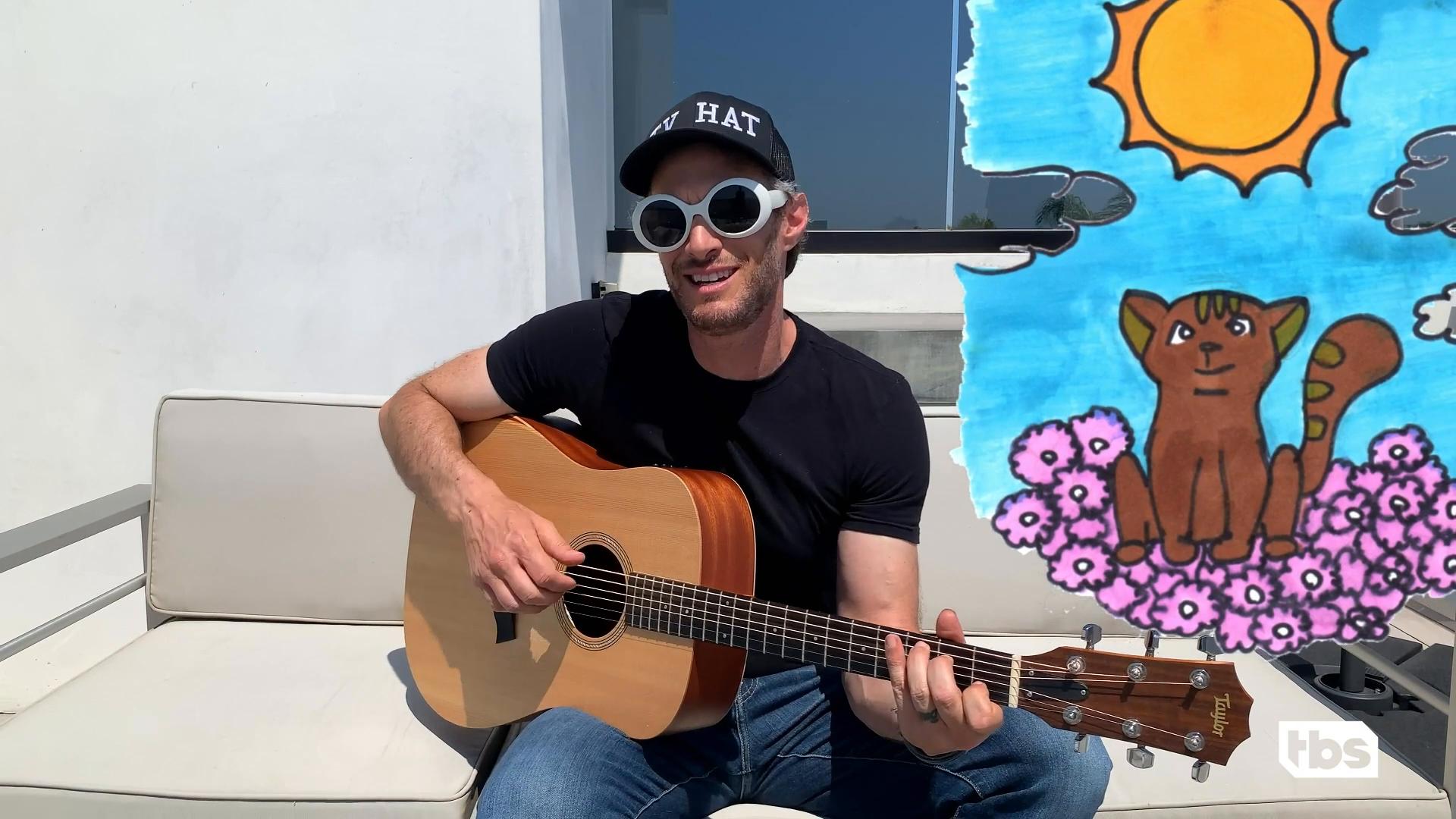 Josh Wolf's Cat Song
