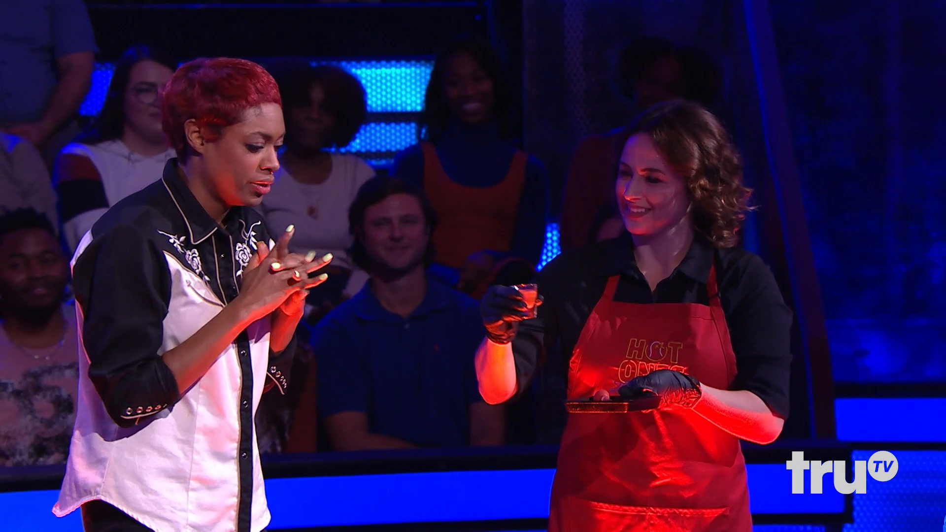 Hot Ones: The Game Show