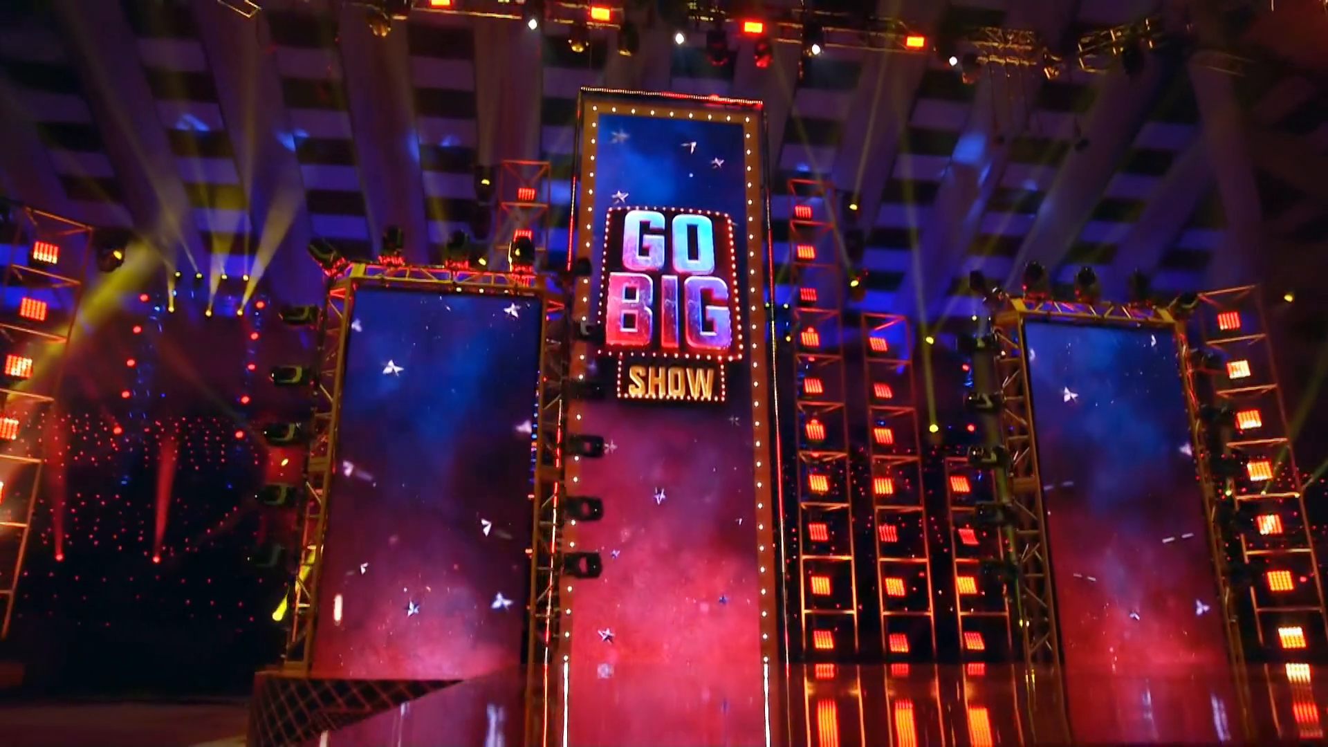 Go-Big Show: First Look