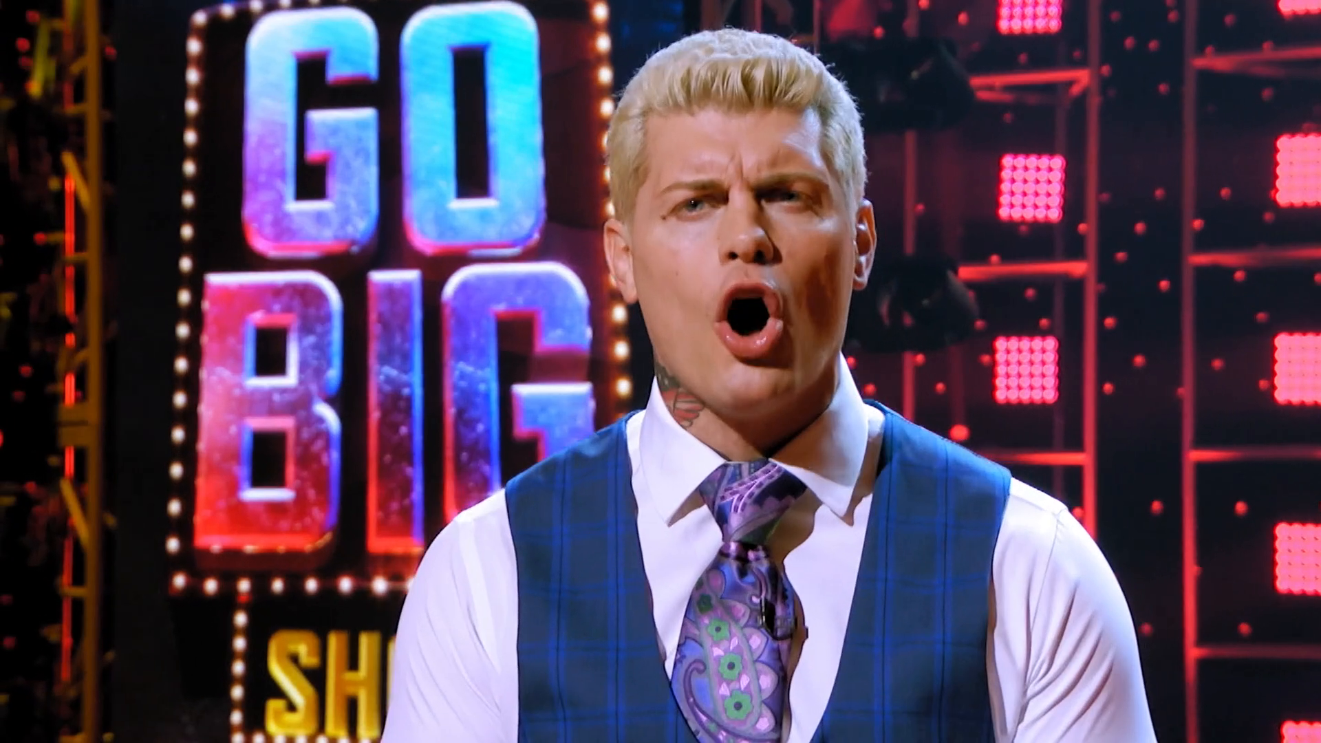 Go-Big Show: First Look | TBS